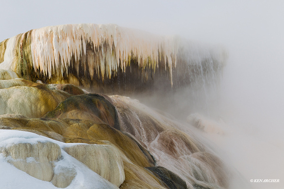YSWR00739 - Yellowstone in Winter